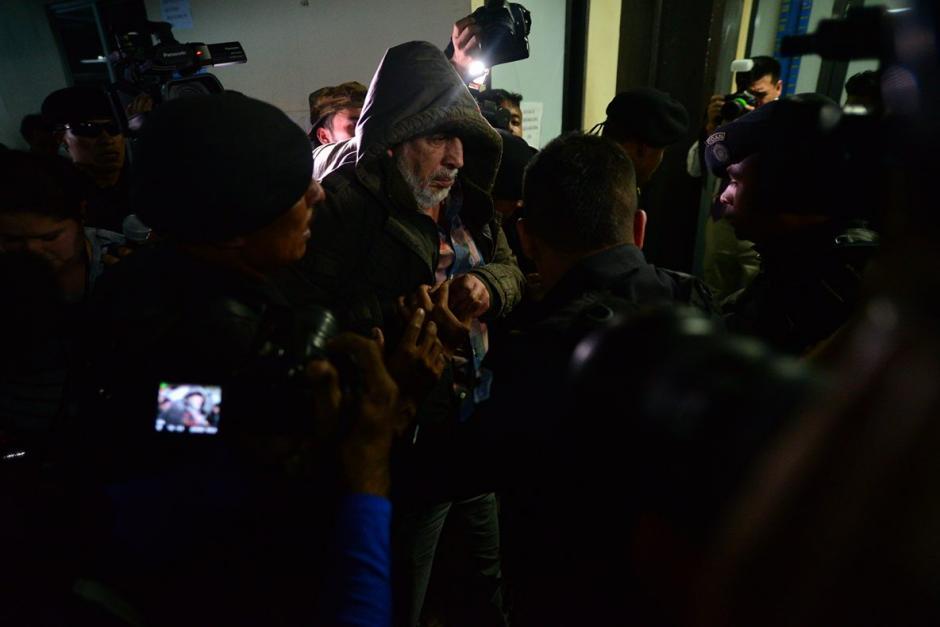 Brayan Jiménez fue capturado tras estar más de un mes prófugo de la justicia y podría ser extraditado a Estados Unidos. (Foto: Wilder López/Soy502)