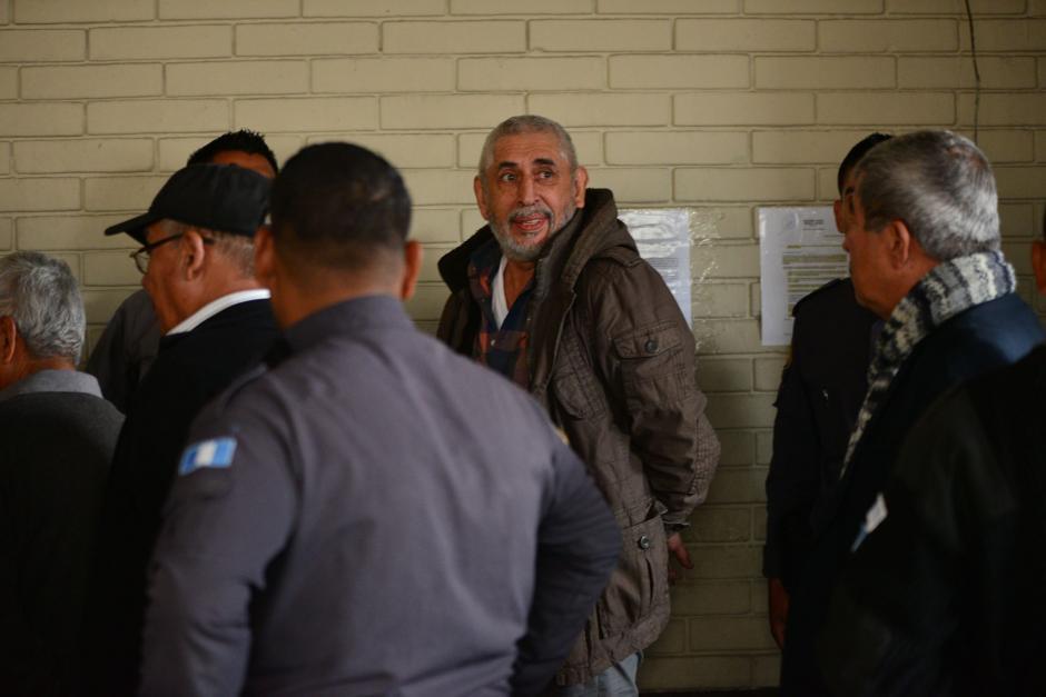 El Tribunal Quinto sería el que aparentemente iniciaría el proceso de extradición en contra del expresidente de la Federación de Fútbol de Guatemala, Brayan Jiménez. (Foto: Wilder López/Soy502)