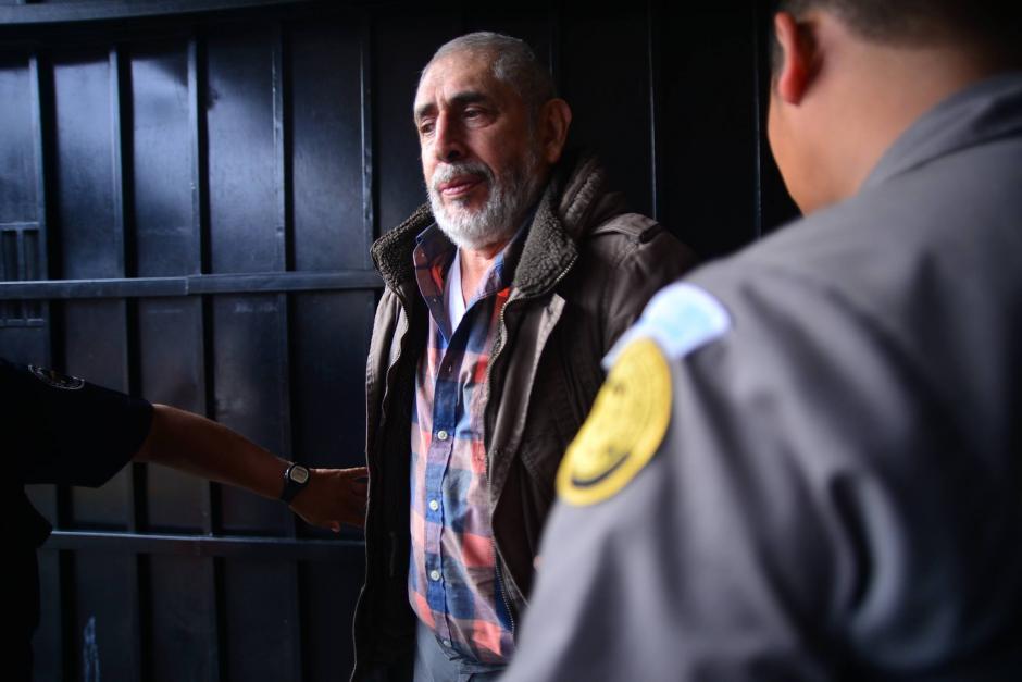 El expresidente de la Federación de Fútbol de Guatemala se prepara para el inicio del proceso de extradición hacia Estados Unidos que se sigue en su contra por un supuesto caso de corrupción.