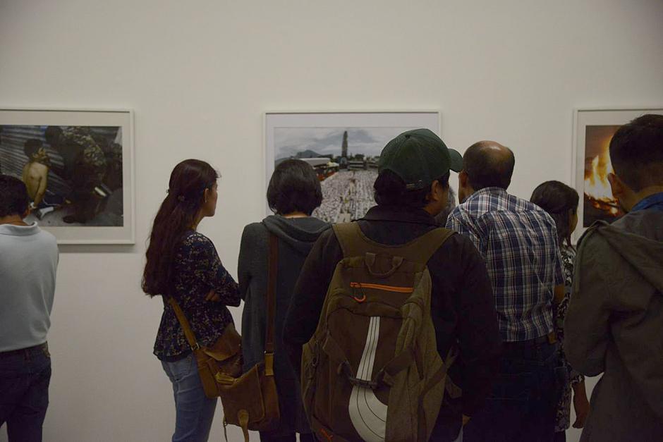 El festival de fotografía documental se celebra desde hace 10 años en El Salvador con los trabajos representativos de la región Centroamericana. (Foto: Soy502)
