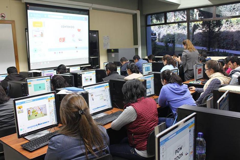 Los cursos en línea que ofrece la universidad Galileo ahora están disponibles en edX. (Foto: Universidad Galileo)