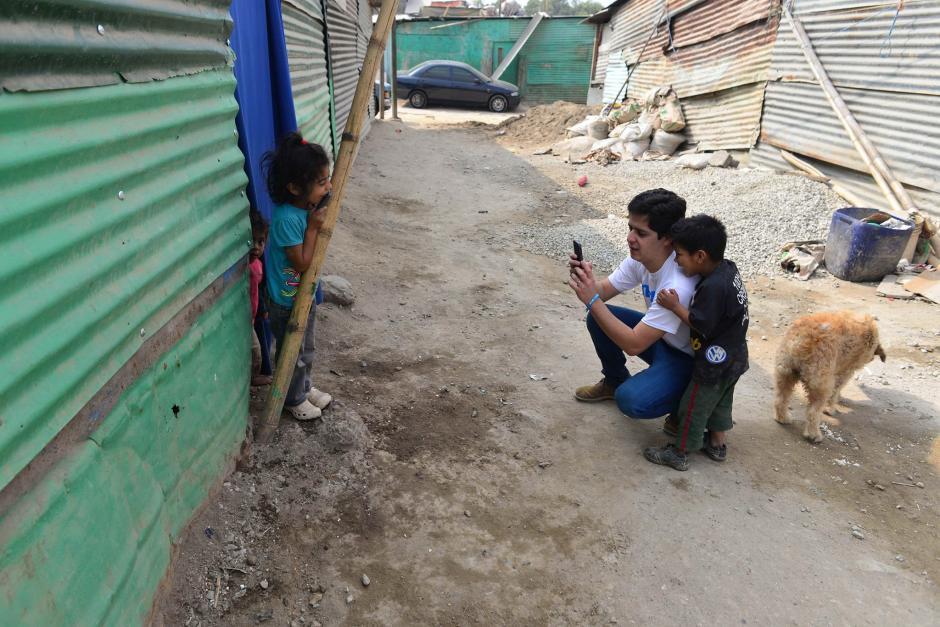 Una de las cosas que se lleva de esta etapa es ponerle rostro a los problemas de Guatemala. (Foto: Jesús Alfonso/Soy502)