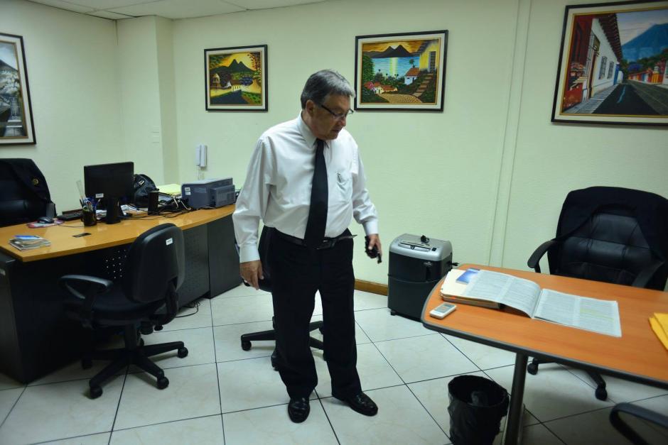 El contrato de arrendamiento vence el 30 de abril. (Foto: Jesús Alfonso/Soy502)