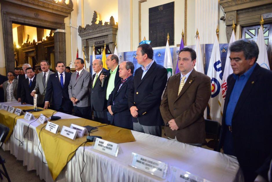 Representantes de los bloques mayoritarios del Congreso, buscarán aprobar la iniciativa con más de 100 votos. (Foto: Jesús Alfonso/Soy502)