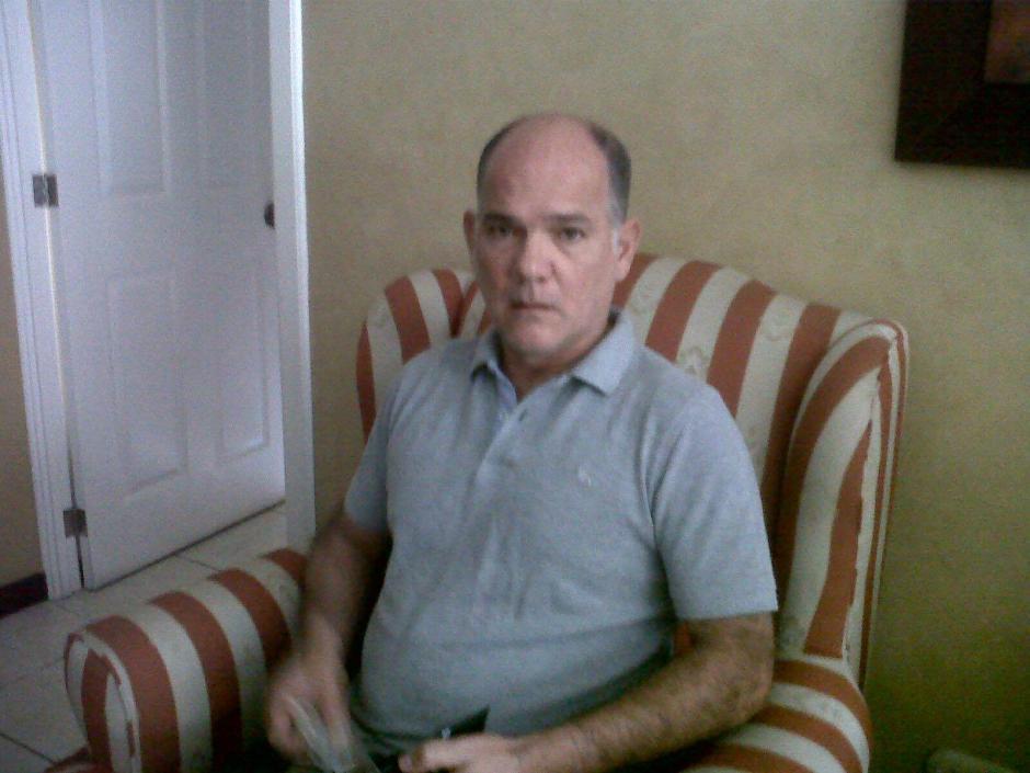 El colombiano Jaime Barona Cordobés es el segundo autor intelectual de la Operación Perfect. (Foto: PNC)