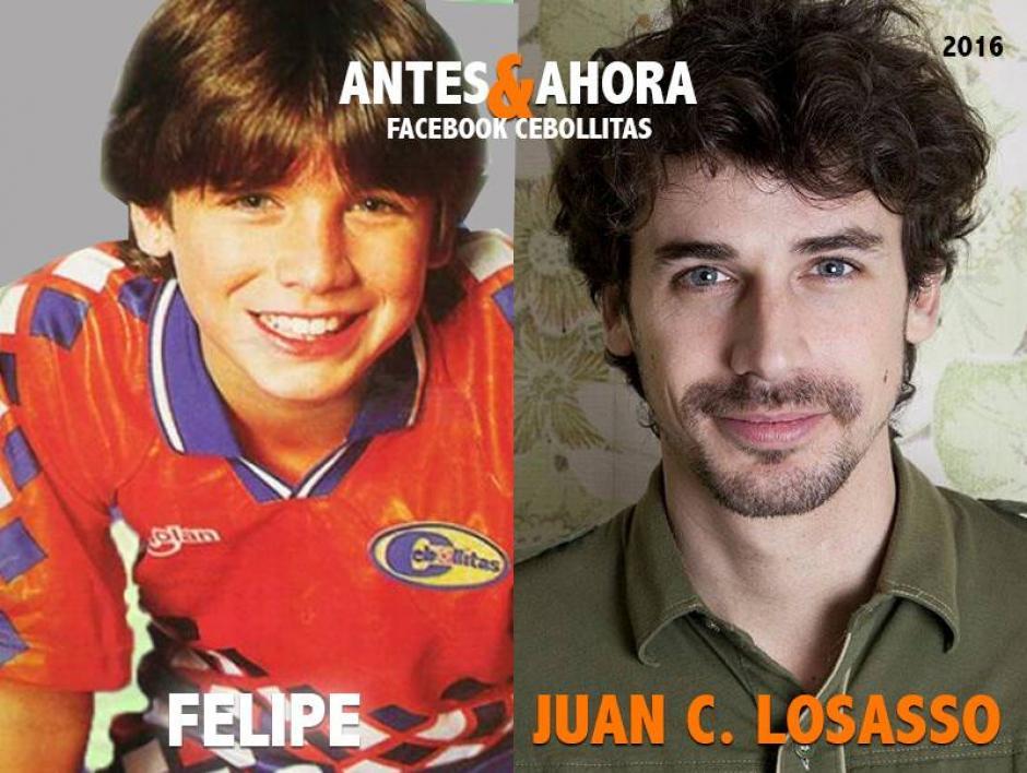 """""""Felipe"""" siguió en el medio artístico, pero esta vez detrás de cámaras, es cineasta y también ha protagonizado algunos comerciales. (Foto: Cebollitas/Facebook)"""