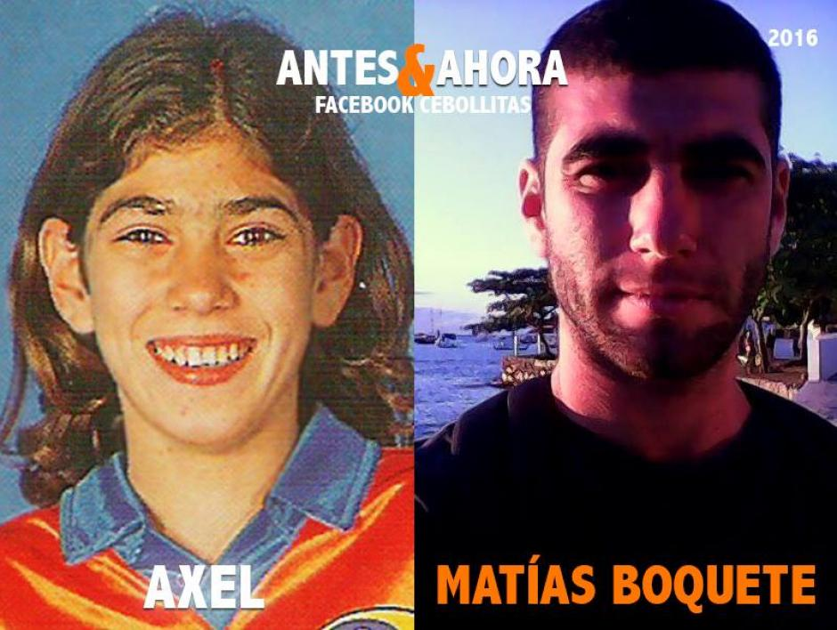 Matías es actor y director de obras de teatro dentro y fuera de Argentina. (Foto: Cebollitas/Facebook)