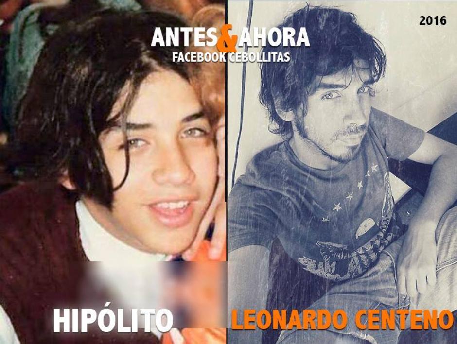 """""""Hipólito"""" continúa ligado al mundo artístico. Actualmente es músico y cantante. (Foto: Cebollitas/Facebook)"""