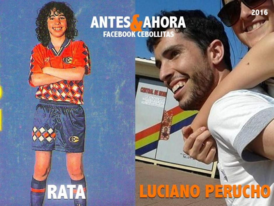 """""""Rata"""" vivió mucho tiempo en España pero regresó a argentina hace aldunos años. Tiene un restaurante de comida vegana. (Foto: Cebollitas/Facebook)"""