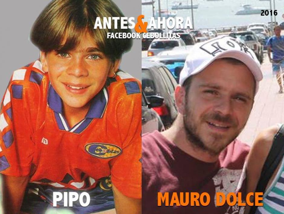 """""""Pipo"""" se alejó de los reflectores para dedicarse a su vida familiar. (Foto: Cebollitas/Facebook)"""