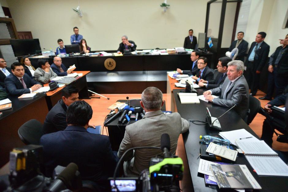 El retiro de la PGN ocurrió como resultado de los múltiples recursos que presentó la defensa para retrasar el inicio de la declaración de Eco, que concluyó el jueves 10 de marzo. (Foto: Archivo/Soy502)