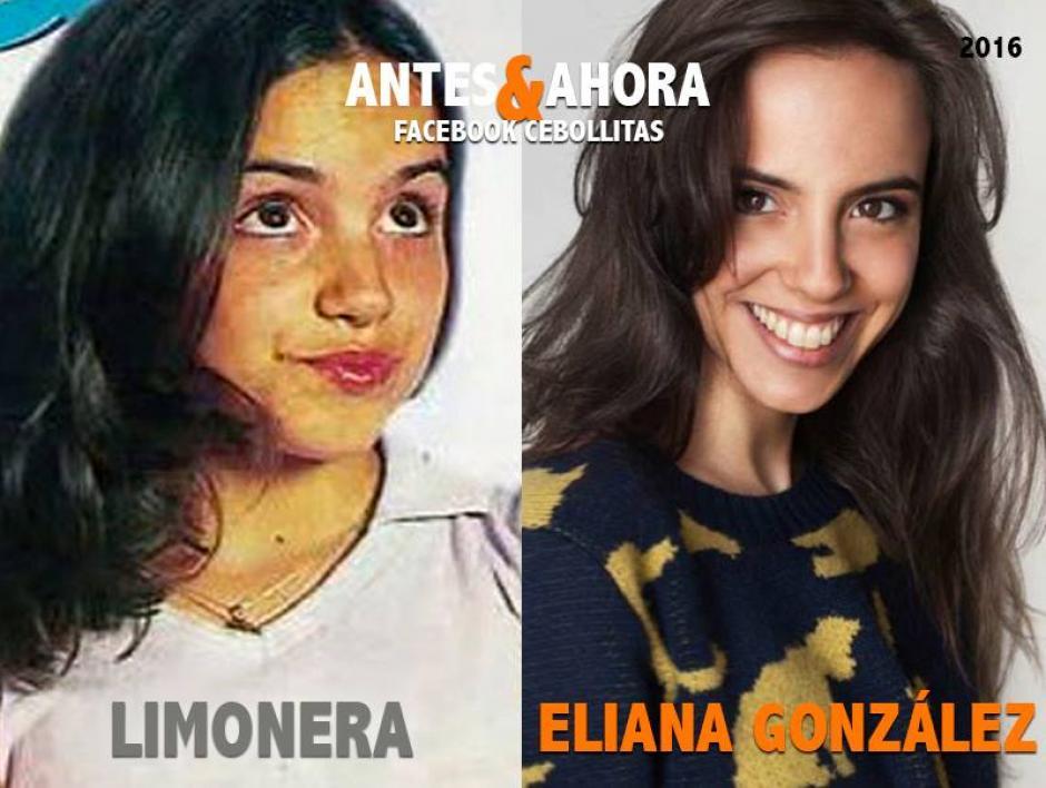 """""""La Limonera"""" es actriz reconocida en Argentina, ha aparecido en varias, series, novelas y películas. (Foto: Cebollitas/Facebook)"""