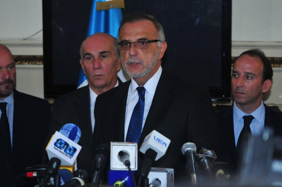 Según el Jefe de la Comisión Internacional Contra la Impunidad en Guatemala (CICIG), en marzo presentarán una propuesta de reformas Constitucionales. (Foto: Alejandro Balan/Soy502)