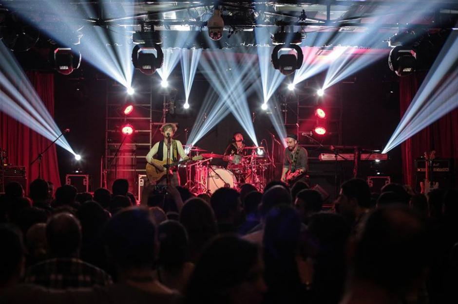 La banda ha ofrecido varios conciertos en Europa y han sido un éxito total. (Foto: Saddler Samayoa)