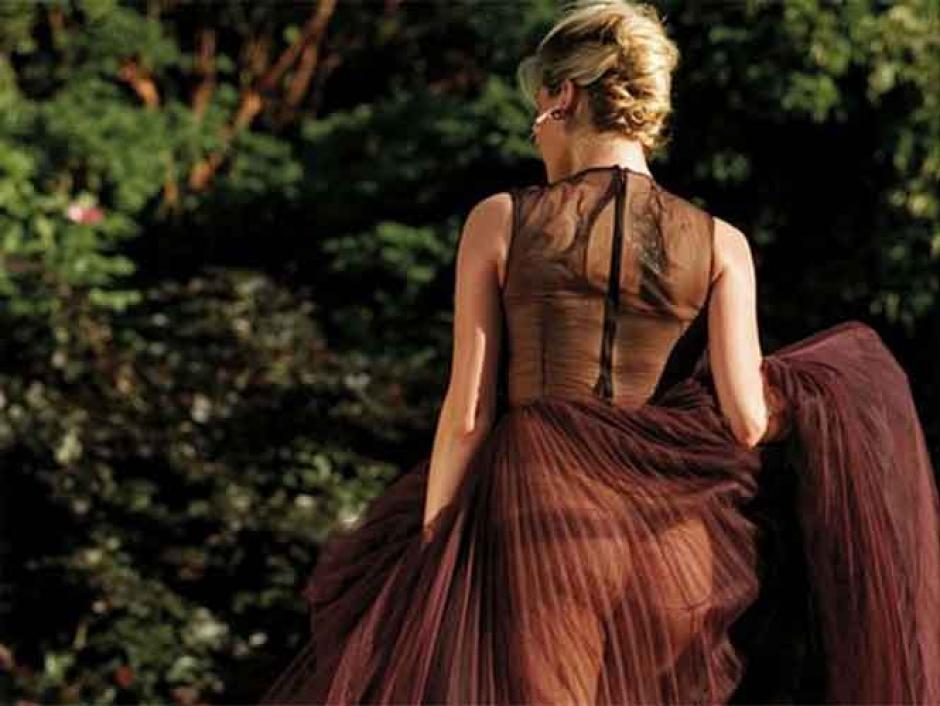 Las transparencias del vestido de Kate Upton causaron sensación. (Foto: Kate Upton)