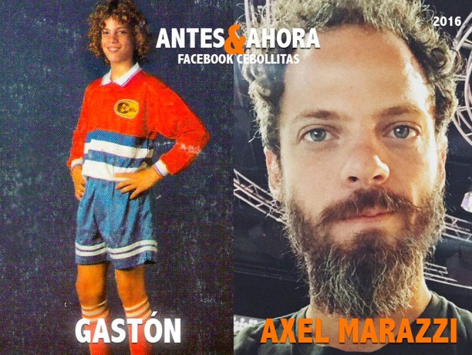 """""""Gastón"""" es redactor de diversos portales de internet dedicados a la música y la cultura. (Foto: Cebollitas/Facebook)"""