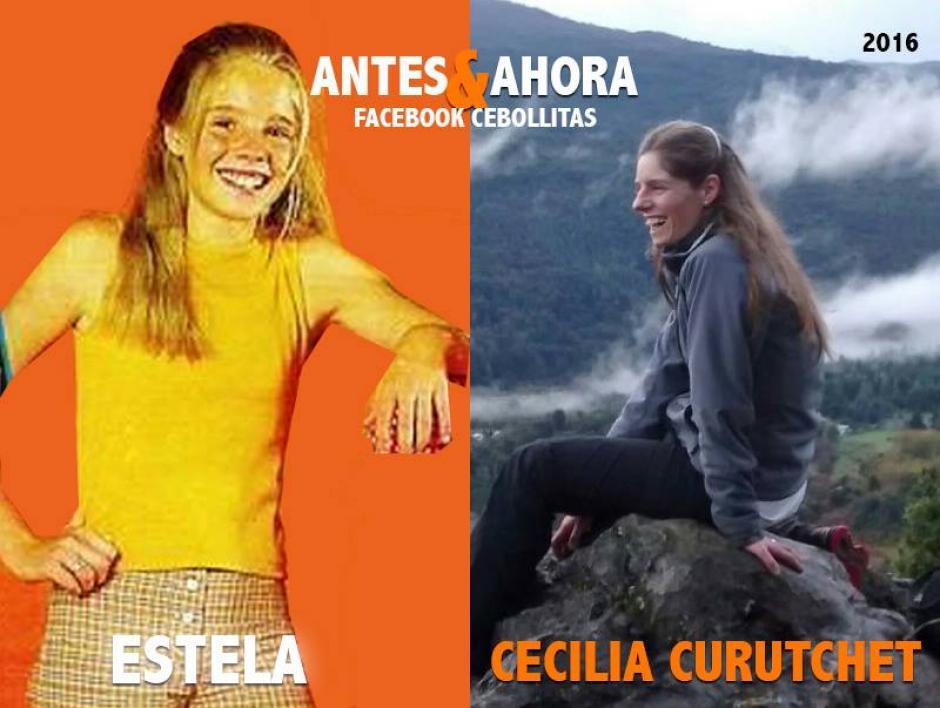 Cecilia se retiro de la farándula. Hoy se desempeña como ingeniera en una empresa petrolera y ama el montañismo. (Foto: Cebollitas/Facebook)