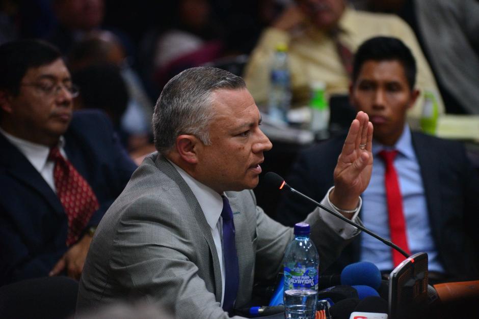 """Salvador González """"Eco"""" declaró como colaborador eficaz del MP en el caso La Línea. (Foto: Archivo/Soy502)"""