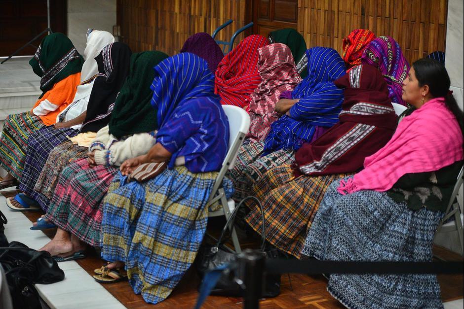 Un toral de 14 mujeres son las víctimas de las atrocidades cometidas en el destacamento militar Sepur Zarco. (Foto Archivo/Soy502)