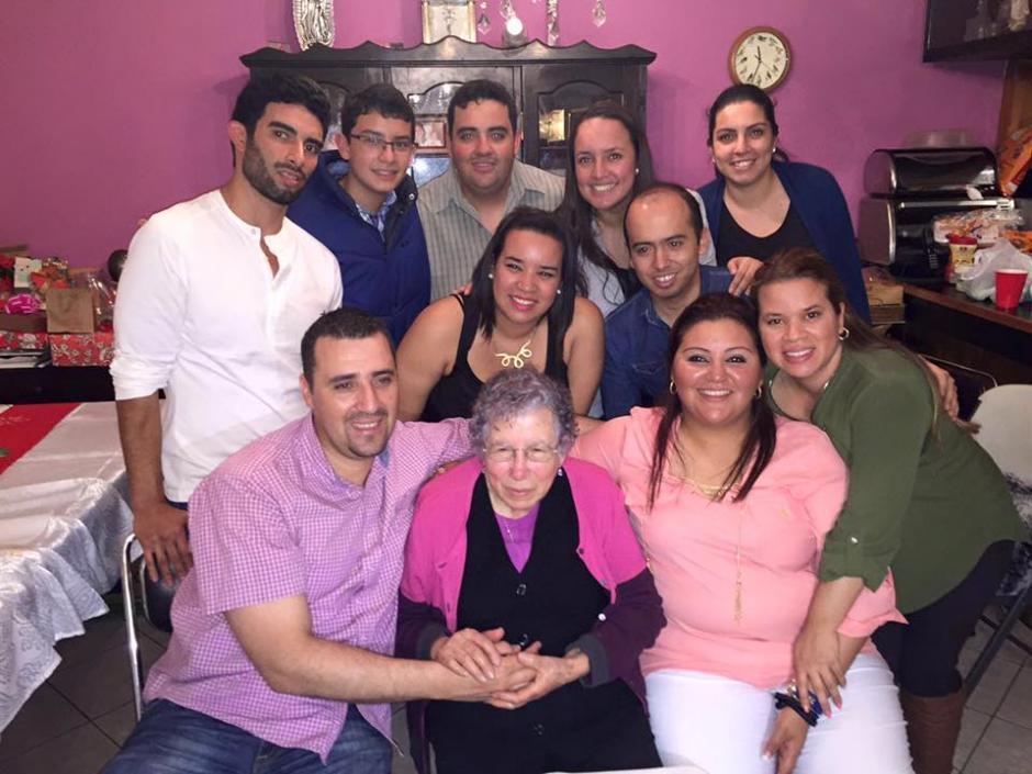 Héctor compartía sus sueños con su familia desde que se mudó a Guatemala. (Foto: Facebook/Elizabeth Ávalos)