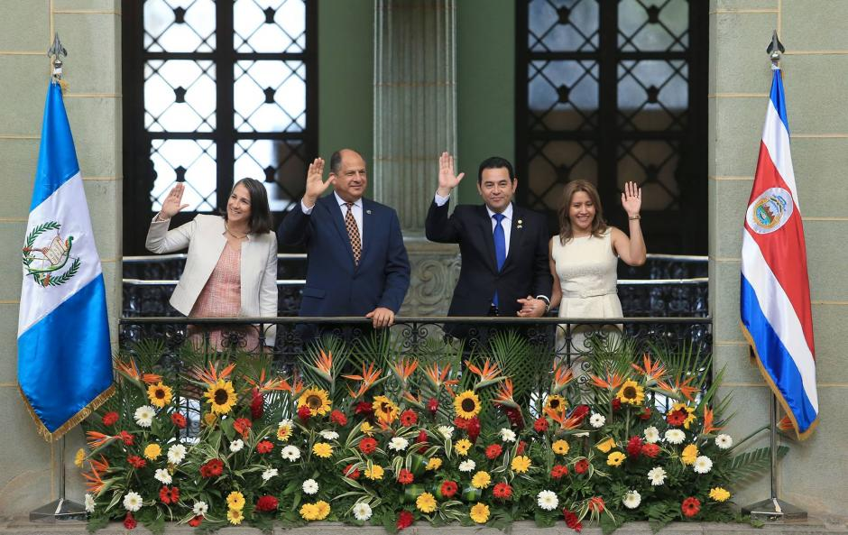 La Primera Dama casi no se le ve en actividades junto a su esposo. (Foto: Facebook/Patricia Marroquin de Morales)