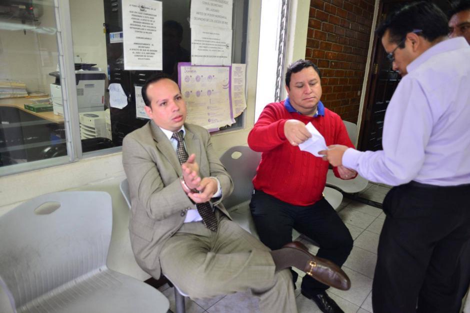 Jorge Mario de Jesús Cajas, fue capturado por los delitos de asociación ilícita y fraude. (Foto: Jesús Alfonso/Soy502)