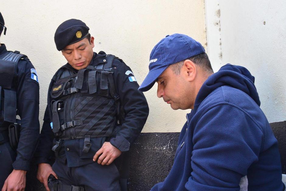 Mario Alejandro Baldetti Elías fue capturado por los delitos de asociación ilícita, fraude y tráfico de influencias. (Foto: Jesús Alfonso/ Soy502)