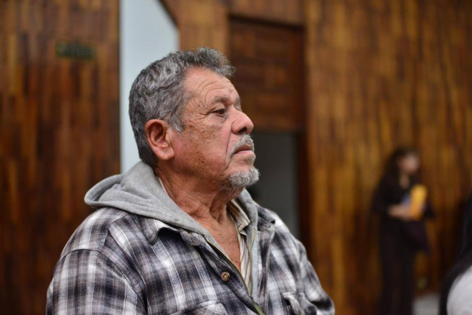 El MP pide una sentencia de 340 años de prisión para Heriberto Valdez Asij. (Foto: Jesús Alfonso/Soy502)