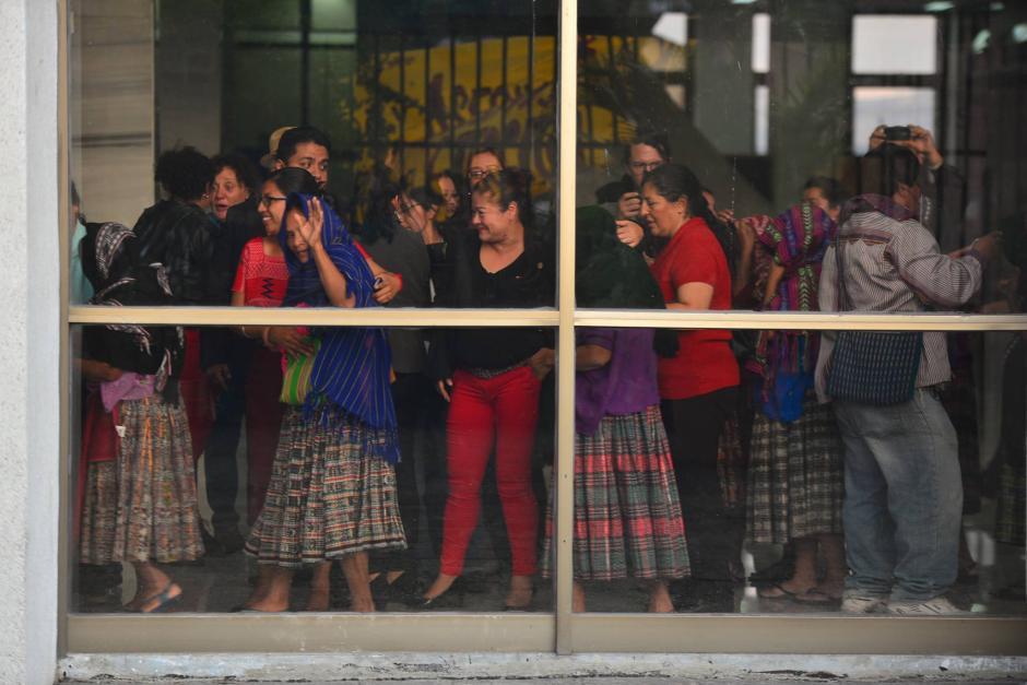 Es la primera vez que un tribunal nacional juzga delitos contra los deberes de la humanidad.  (Foto: Wilder López/Soy502)