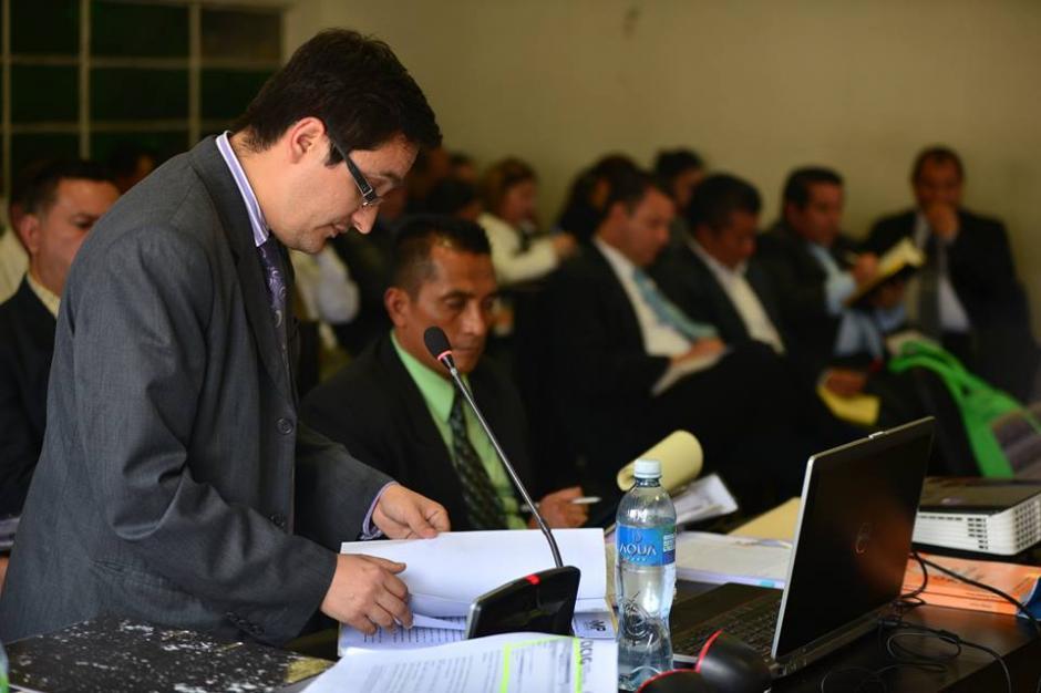 La Fiscalía pidió que se ligue a proceso a los 15 implicados en el caso. (Foto Wilder López/Soy502)