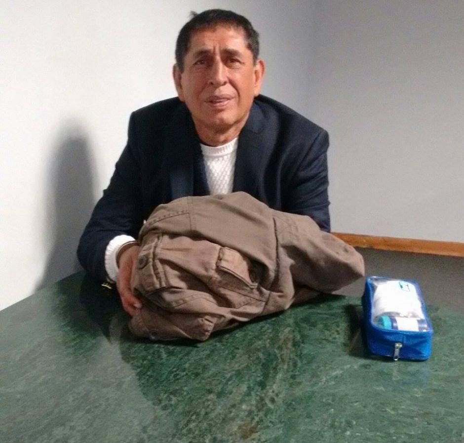 Brayan Jiménez, expresidente de la Fedefut, se enfrentará a la justicia de Estados Unidos por su implicación en el escándalo de la FIFA. (Foto: Mingob)