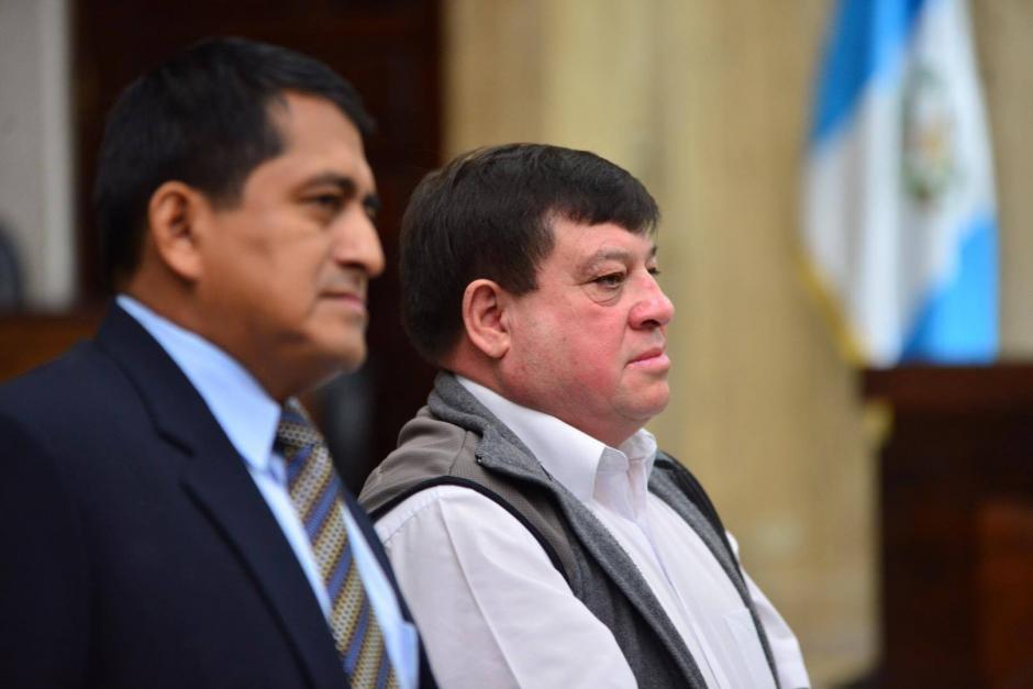 El MP pide una condena contra Esteelmer Reyes Girón de 1290 años de prisión. (Foto: Jesús Alfonso/Soy502)