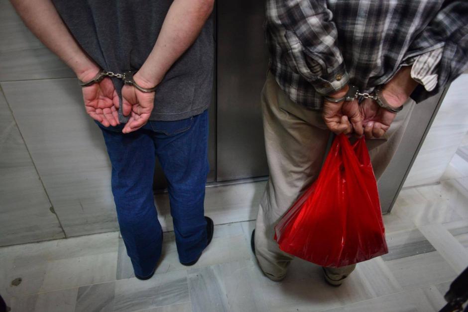 El MP busca penas de 1,290 y 340 años de prisión por el caso . (Foto: Jesús Alfonso/Soy502)