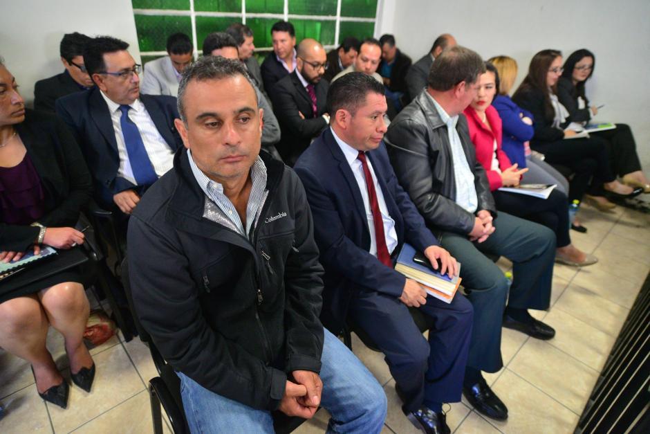 Mario Baldetti, hermano de la exvicepresidenta, es sindicado de ser el líder de dicha estructura que desfalcó al Estado.  (Foto: Wilder López/Soy502)