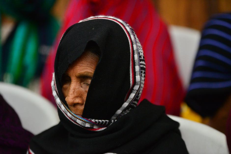 Después de años de espera, la justicia llegó para las mujeres de Sepur Zarco. (Fotos: Wilder López/Soy502)