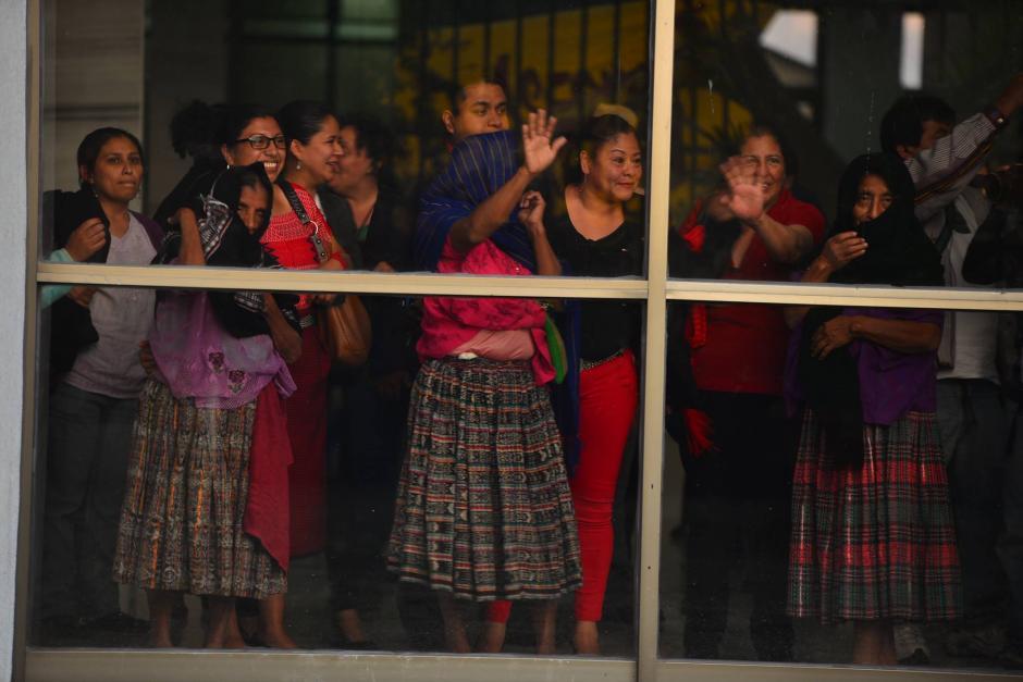 Las mujeres de Sepur Zarco esperaron 30 años por justicia. (Foto: Wilder López/Soy502)