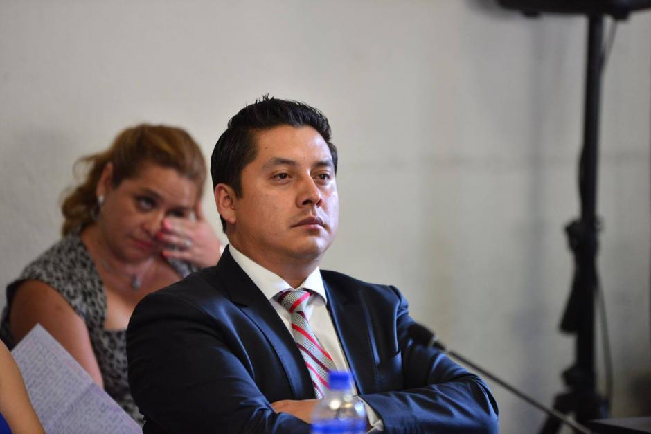 Mario Cano también es el abogado defensor de Baldetti en este caso. (Foto Jesús Alfonso/Soy502)