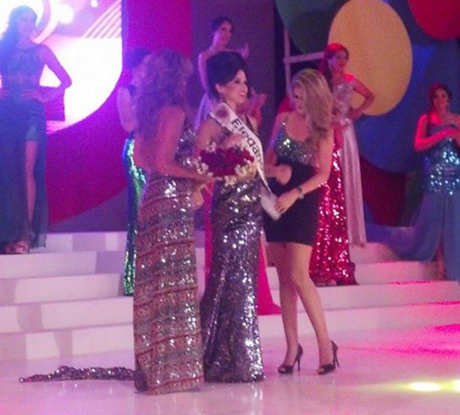 Alma Guadalupe Pérez Domínguez fue Miss Elegancia en el concurso Nuestra Belleza Cajeme 2014. (Foto: Nuestra Belleza Cajeme)