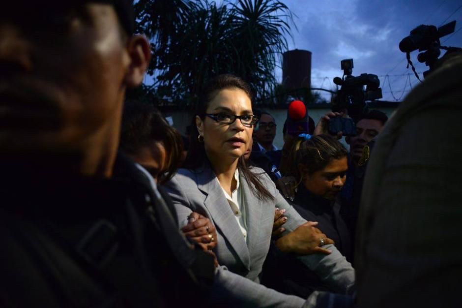 Roxana Baldetti enfrenta dos procesos legales donde es sindicada de cinco delitos. (Foto: Jesús Alfonso/Soy502)