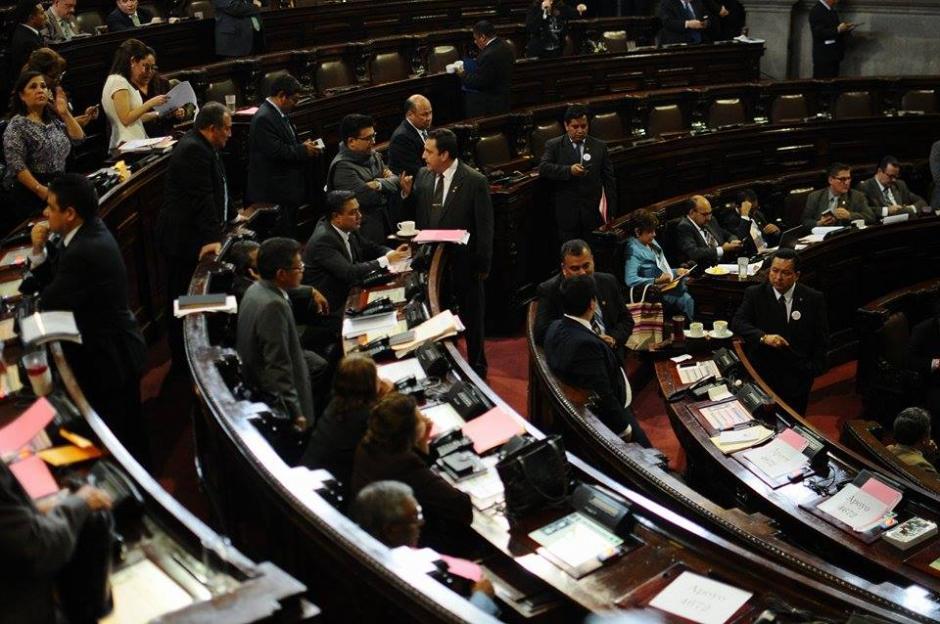 No se llegó a los 105 votos necesarios para aprobar el artículo que habla sobre participación ciudadana paritaria. (Foto: Alejandro Balan/Soy502)