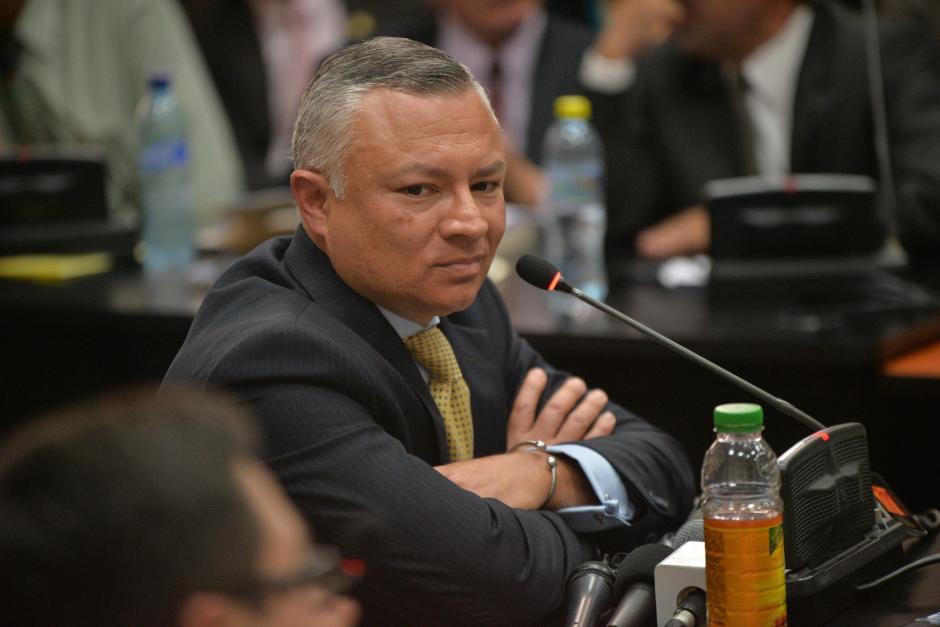 Salvador González declaró como colaborador eficaz del MP durante tres días. (Foto: Wilder López/Soy502)