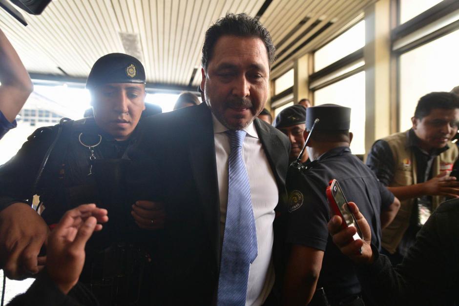 Gudy Rivera es sindicado de delitos de tráfico de influencias y cohecho activo. (Foto: Wilder López/Soy502)