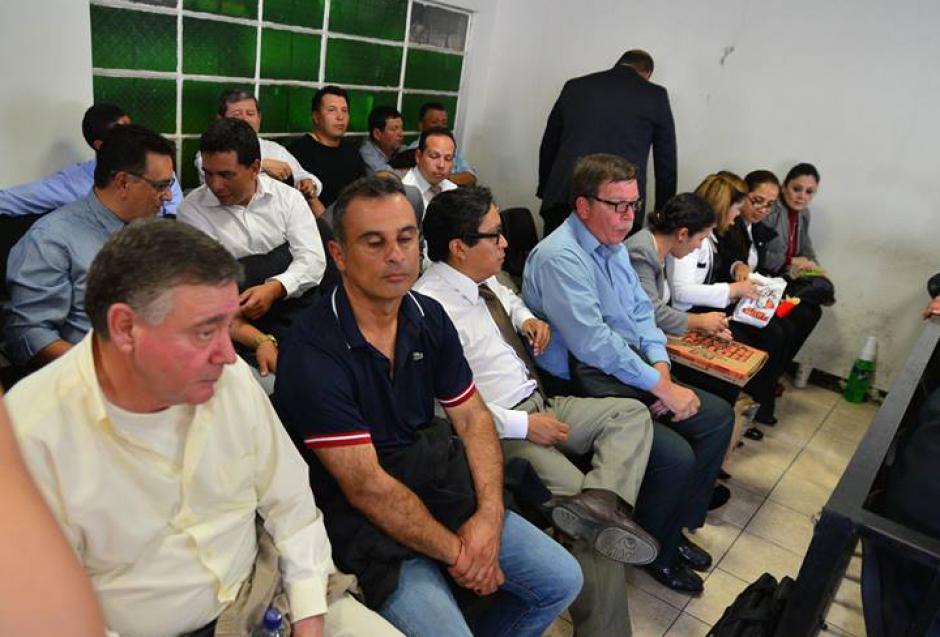 A los involucrados se les sindica de delitos de fraude, asociación ilícita y cohecho, entre otros. (Foto Wilder López/Soy502)