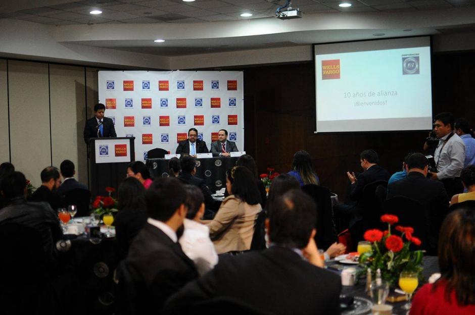 Banco Industrial y Wells Fargo llevan trabajando juntos para apoyar a los migrantes guatemaltecos en EE.UU. (Foto: Alejandro Balán/Soy502)