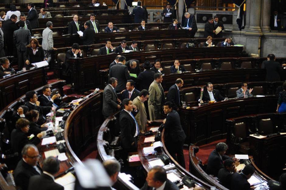 El Congreso no aprobó el primer artículo referente a la participación de mujeres en los partidos políticos. (Foto: Alejandro Balán/Soy502)
