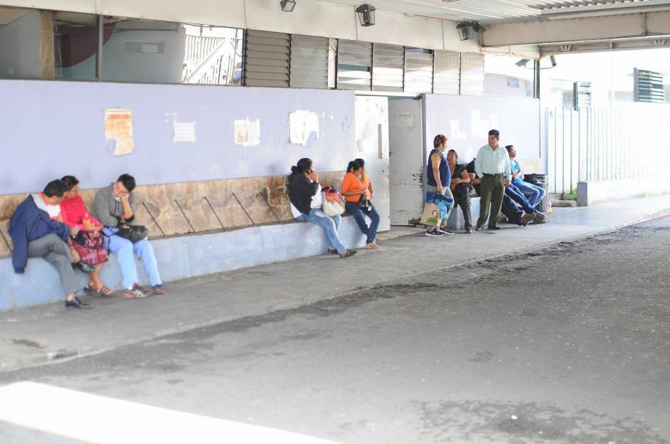 Los heridos del bus de San José Pinula no fueron atendidos en el San Juan de Dios por que no les correspondía por área geográfica dijo Figueroa. (Foto: Alejandro Balán/Soy502)
