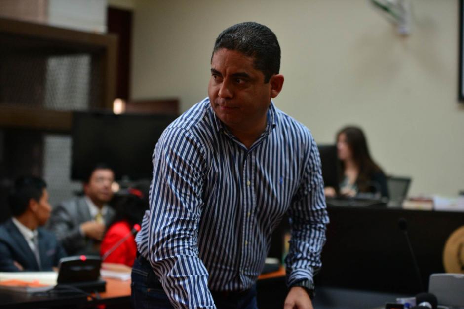 Juan Carlos Monzón quiere ser otro colaborador eficaz en el caso. (Foto: Wilder López/Soy502)
