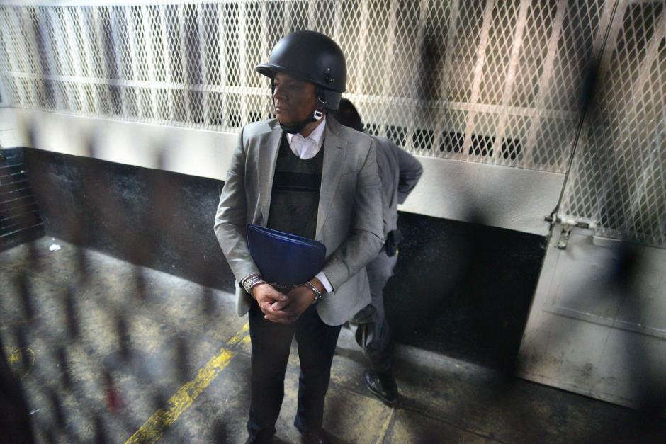 Estuardo González está optando por ser colaborador eficaz en el Caso La Línea. (Foto: Wilder López/Soy502)