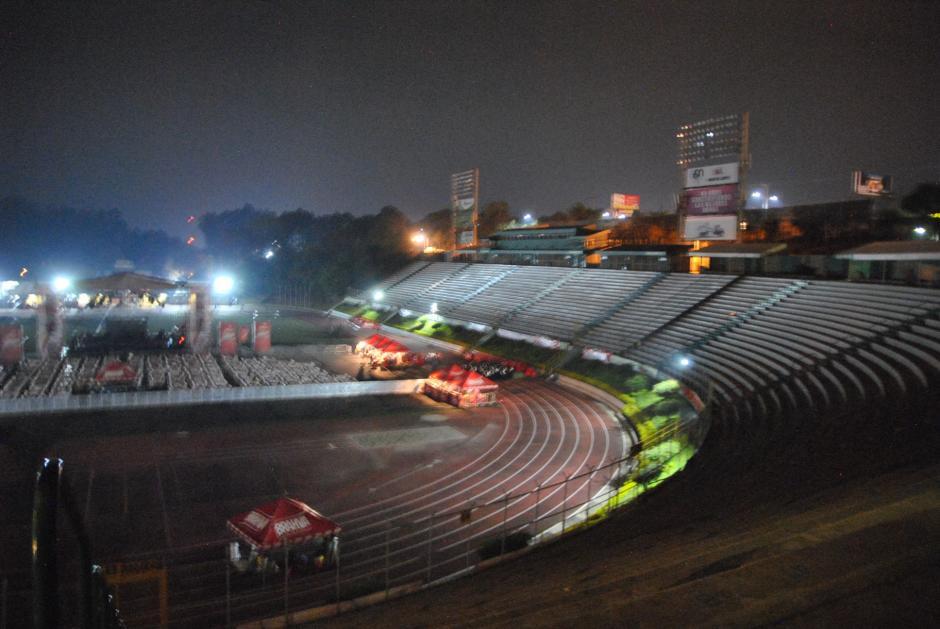 Las entradas al concierto oscilaban entre 200 y 2 mil quetzales. (Foto: Nuestro Diario)
