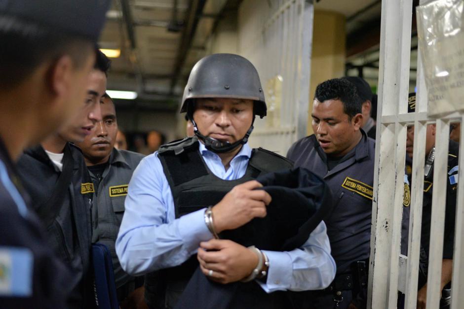 """Incluso el jefe de la Cicig hizo un llamado a resguardar la vida de alias """"Eco"""". (Foto: Wilder López/Soy502)"""
